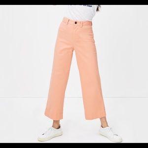 Gap High rise Crop Pants Brand New